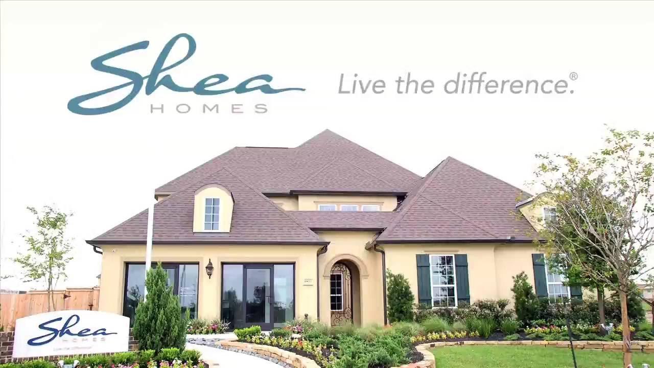 Shea Homes Model Home in Meridiana - Plan 6020 - YouTube