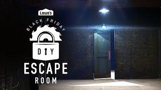 DIY Escape Room (Trailer)