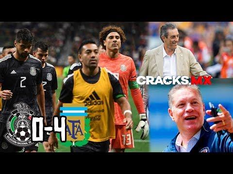 Adiós INVICTO, ARGENTlNA golea al TRl | BOY lanza reto al AMÉRICA | ¿Regresaría PELÁEZ?