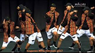 Kingsmen Dance Crew Nationals 2017