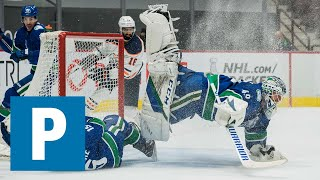 Braden Holtby on Canucks 5-3 loss to Edmonton Oilers | The Province