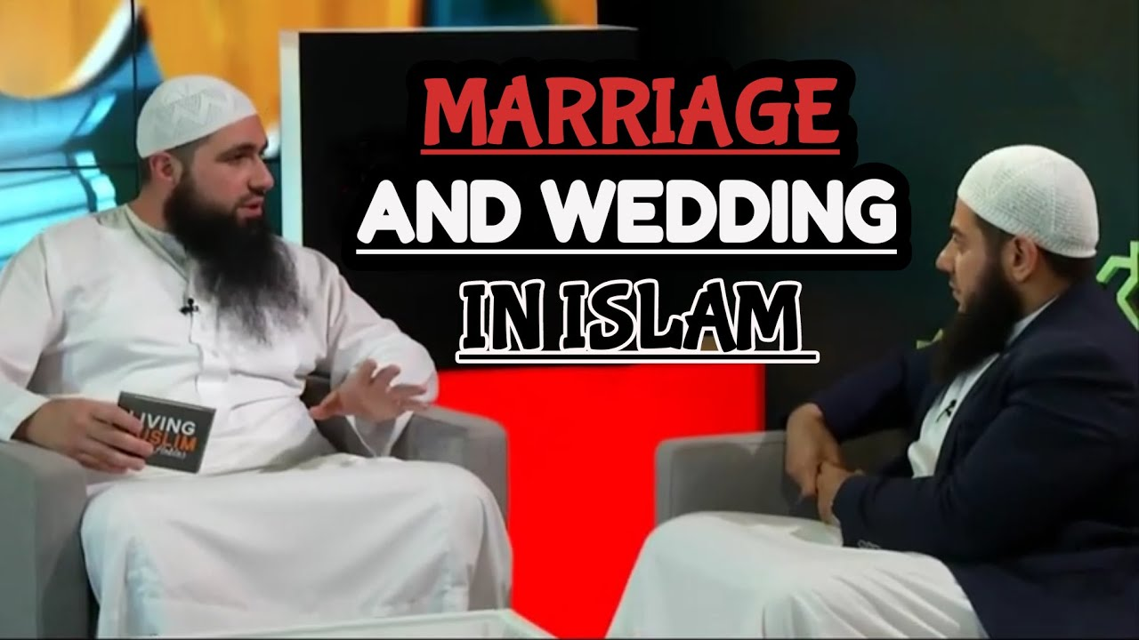 Download Marriage and Wedding in Islam ! Mohamed Hoblos ft. Sheikh Bilal Dannoun
