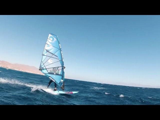 Февральские ветра в Дахабе