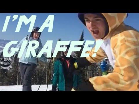 I'M A GIRAFFE! (Vine)