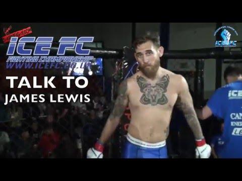 ICE FC interview James lewis