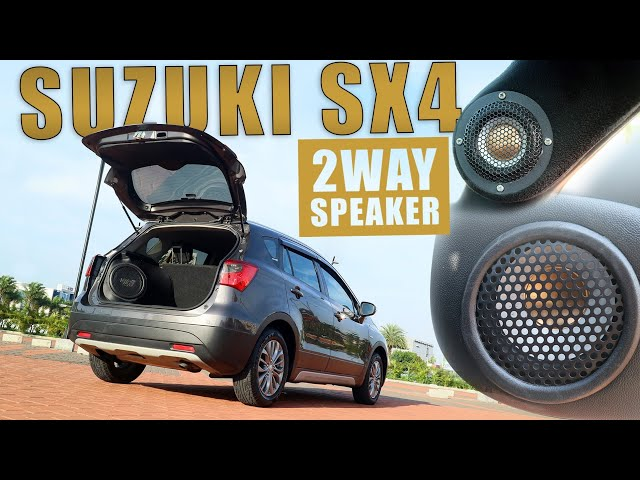 Audible Physics : Suzuki SX4 Scross Audio Mobil | RAM 6.2Q