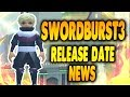 SWORD BURST 3 RELEASE DATE NEWS! | World Zero in Roblox | iBeMaine