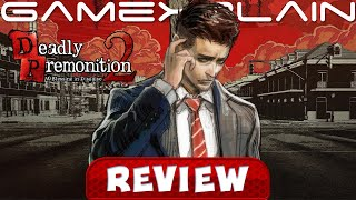 Is Deadly Premonition 2 Another Cult Classic in the Making? - REVIEW (Nintendo Switch) (Video Game Video Review)