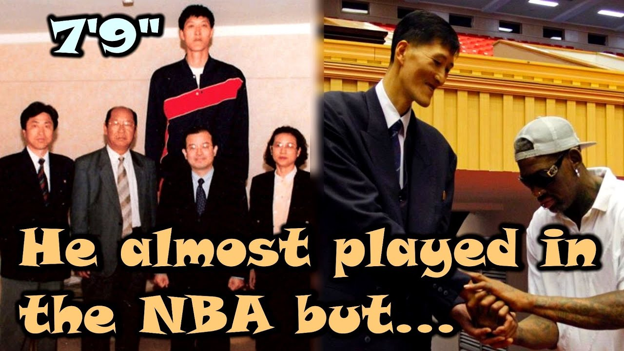 this-giant-north-korean-player-almost-made-the-nba