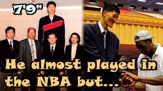 This GIANT North Korean Player ALMOST Made The NBA!