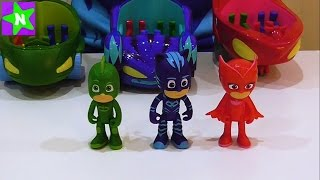 Герои в масках новые серии. Pj Masks. герои в масках распаковка. PJ Masks IRL Superhero. Новый Год.