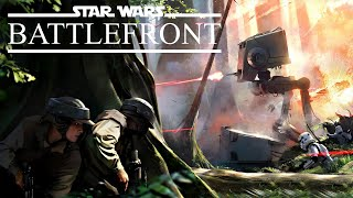 Star Wars: Battlefront - PC Survival Gameplay