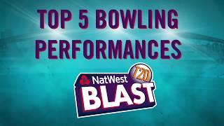 Natwest T20 Blast: Surrey's top 5 bowling performances