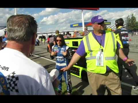 Danica Hates Booing