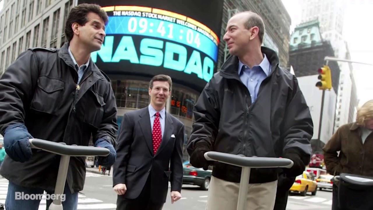 Jeff Bezos Fortune Hits 100 Billion On Black Friday Stock Surge