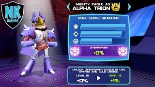 Angry Birds Transformers - Alpha Trion - Level 15 Preview - New Character