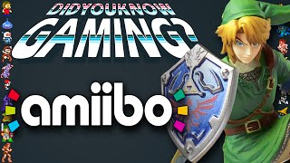 Amiibo - Did You Know Gaming? Feat. Jimmy Whetzel