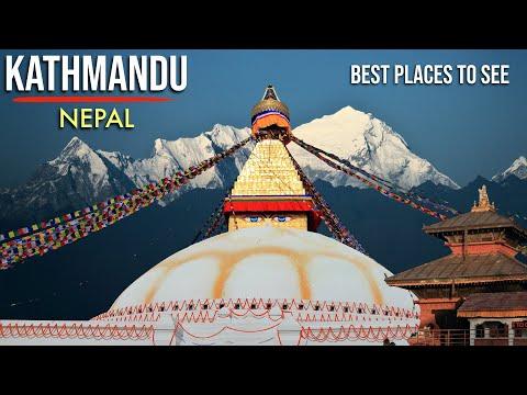 Kathmandu Attractions, Nepal (2020) || Travel Buddies Films ||