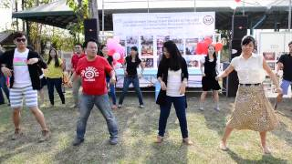 Lao-American Alumni Overseas Student Club (LAO-SC) Family Reunion