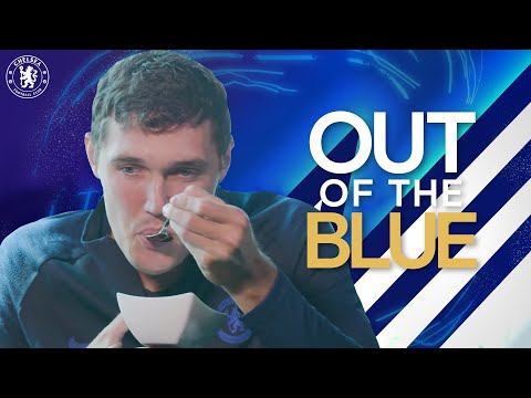 🎥 Andreas Christensen's British quiz, Alex from Glasto & Groundsman challenge | Out Of The Blue: Ep2