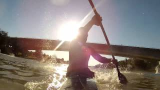 Diego Herrero kayak C.N.Helios