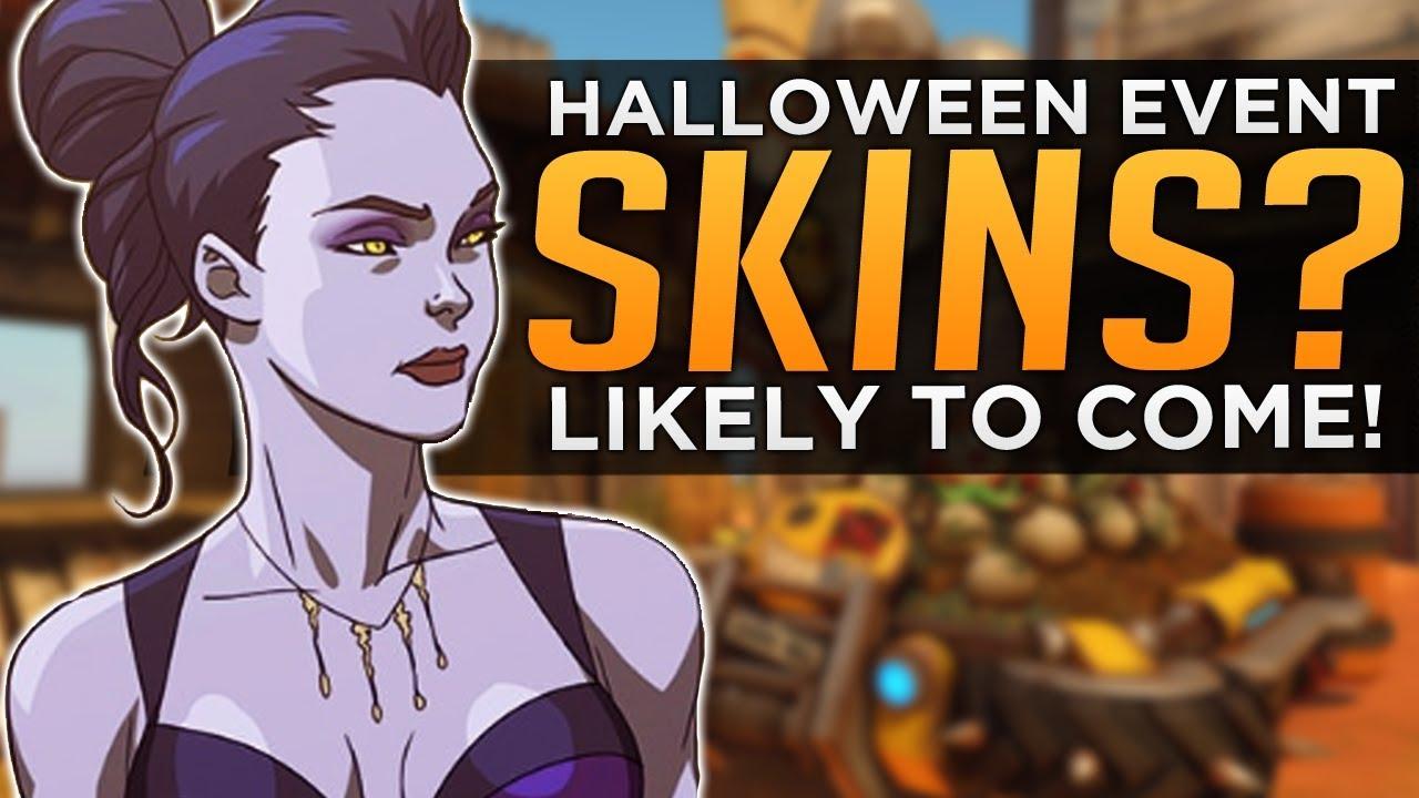 The Overwatch 'Halloween Terror' event returns next week