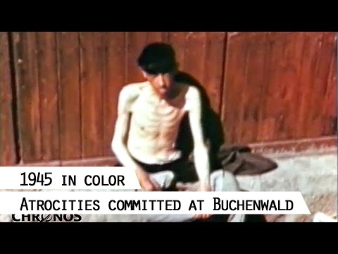 German locals forced to visit KZ Buchenwald (SFP 186)
