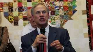 Texas AG Greg Abbott: Fire Barack Obama