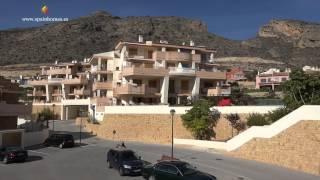 Квартира с финансированием 85% в Испании, Бенидорм. Ипотека, квартира в кредит. Сьерра Кортина(, 2015-02-05T16:15:45.000Z)