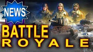 Battle Royale w World of Tanks! - Nowy tryb