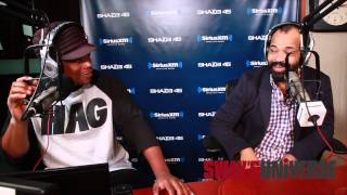 Jeffrey Wright Talks About Getting Over a Role Didn't Get on Sway in the Morning | Sway's Universe