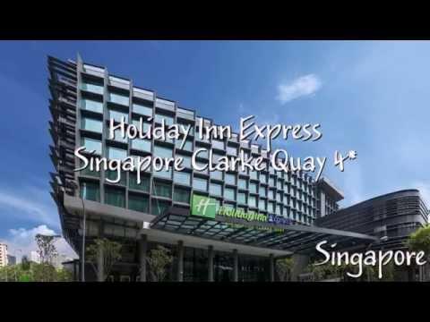 Holiday Inn Express Singapore Clarke Quay 4* Сингапур