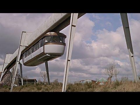 Le monorail SAFEGE