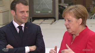 Merkel vs. Macron – der Song