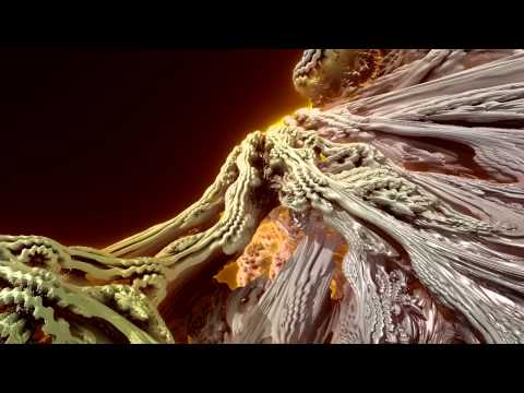 Mandelbulb Flight