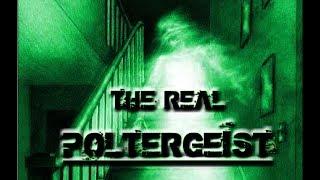 REAL POLTERGEIST CAUGHT ON TAPE