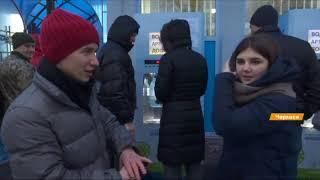 Снегопад в Украине: без света более 500 сел, в 7 областях ограничено движение