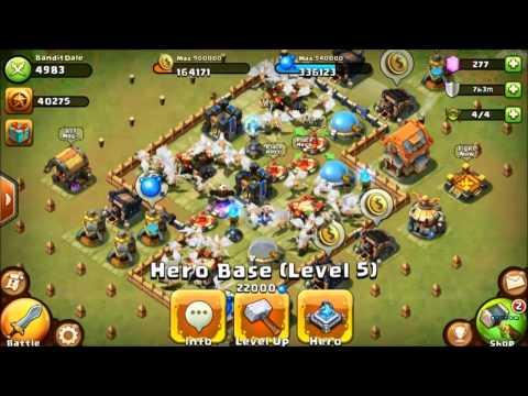 Castle Clash Update: Hero Tower Upgrade!!