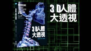 《3D人體大透視》