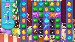 Candy Crush Soda Saga Level 1162 No Booster