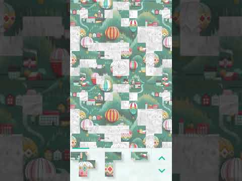 Patterned. iOS Gameplay. Launch Video. [Apple Arcade]