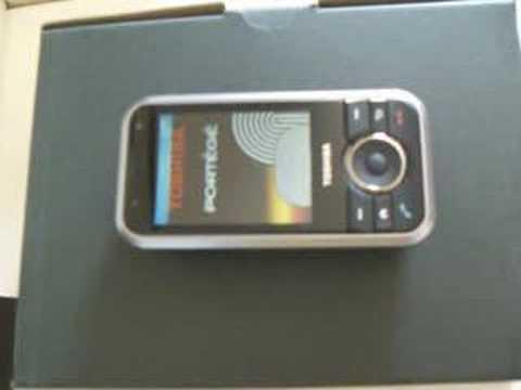 palmare smartphone portege g500