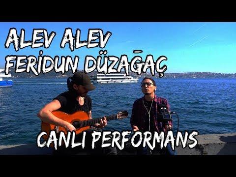 Emin Karadayı - Alev Alev ( Feridun Düzağaç - Akustik Cover)