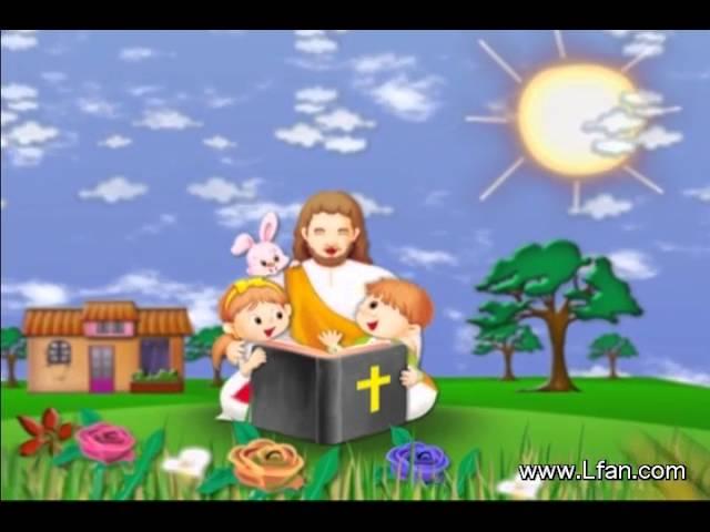 يسوع يتكلم مع تلاميذه