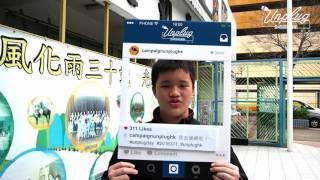 2016 全城褪網運動 - 大埔浸信會公立小學