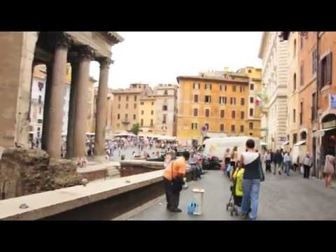 Toddler Travel Guide - Tuscany and Rome