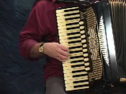 Roses from the South - Johann Strauss - Accordion - Ken Mahler