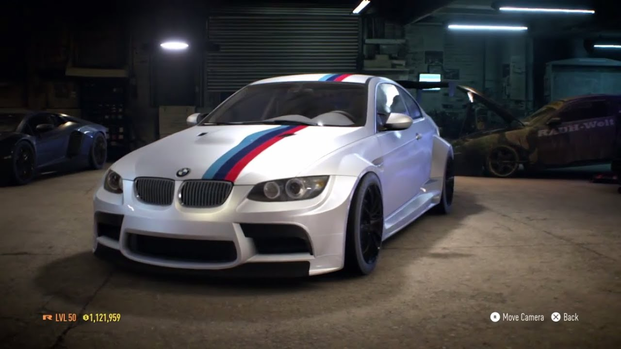 Need For Speed 2015 Bmw M3 E92 2010 1248 Hp Build