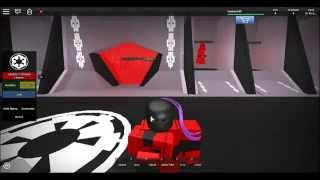 Roblox; GCE:Life of an Imperial Guard