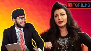 Rakhi Sawant VS Swami om Latest Interview FUNNY